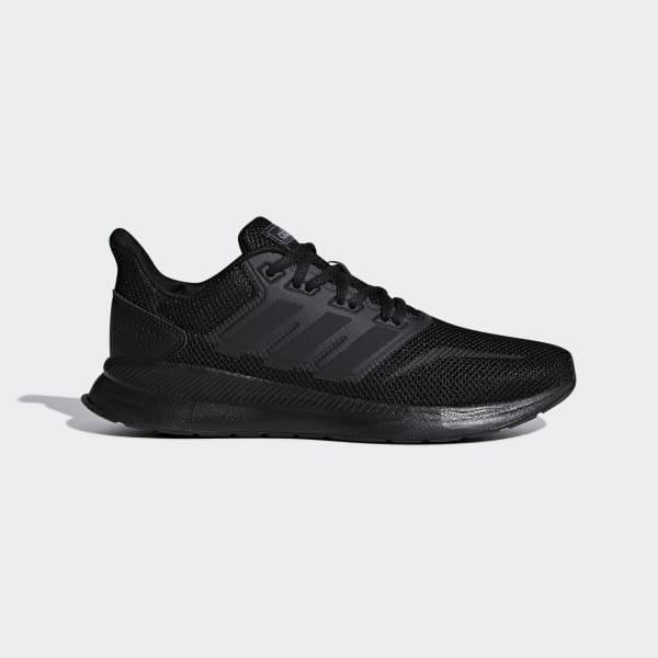 adidas Runfalcon Shoes - Black | adidas UK