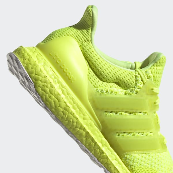 adidas Ultraboost 1.0 DNA Shoes - Yellow   adidas US