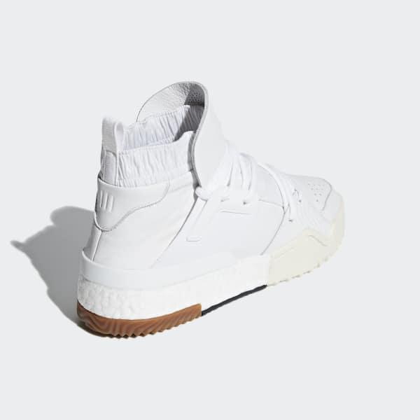 07a57de476c2 adidas Originals by AW BBall Shoes - White