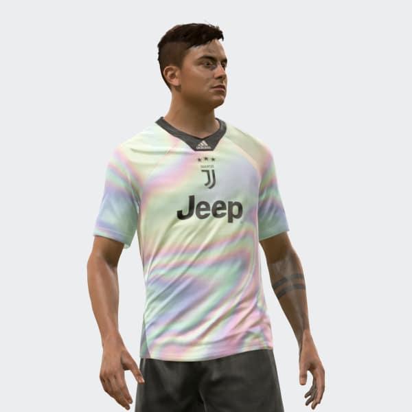 89288872b Camisa Juventus EA SPORTS - Multicores adidas