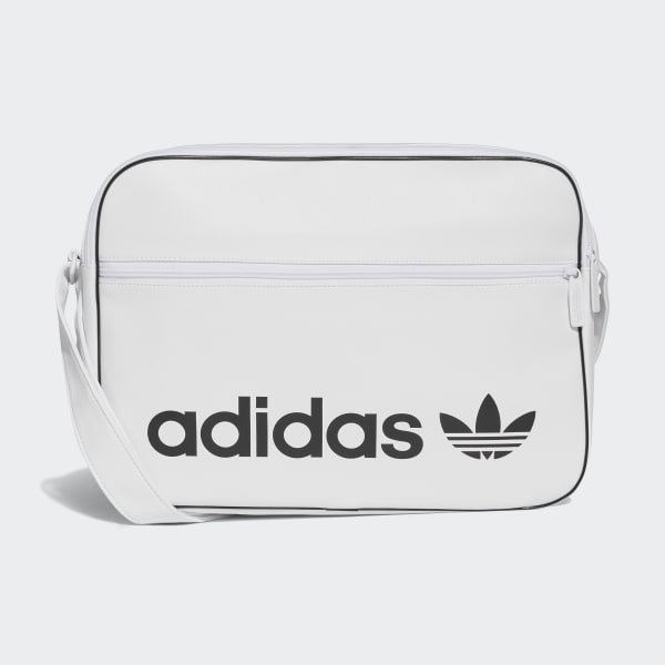 a4c5d0fa0a4d9 adidas Torba Vintage Airliner - bialy