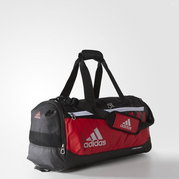 9d0eef7184b2 adidas Team Issue Duffel Bag Medium - Red