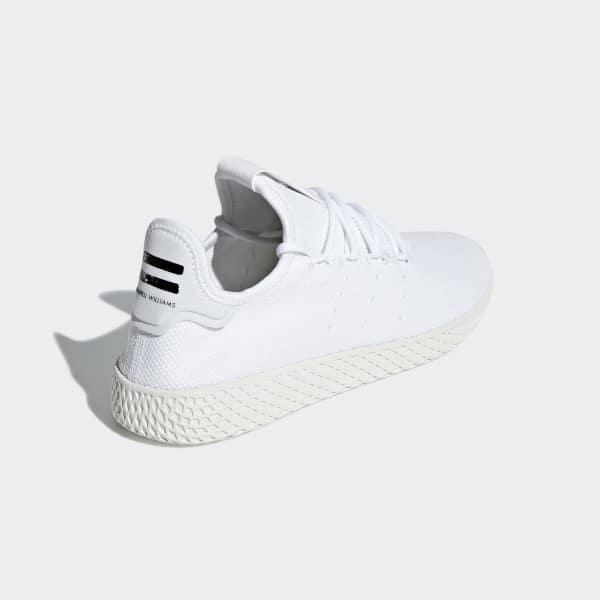 separation shoes 6ae52 dcf17 adidas Chaussure Pharrell Williams Tennis Hu - blanc  adidas