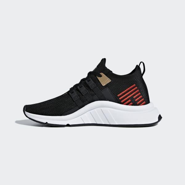 e40ad796d529 adidas EQT Support ADV Mid Shoes - Black