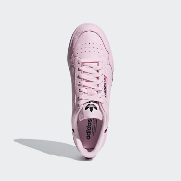 sports shoes 23370 df0de adidas Continental 80 Shoes - Pink  adidas US