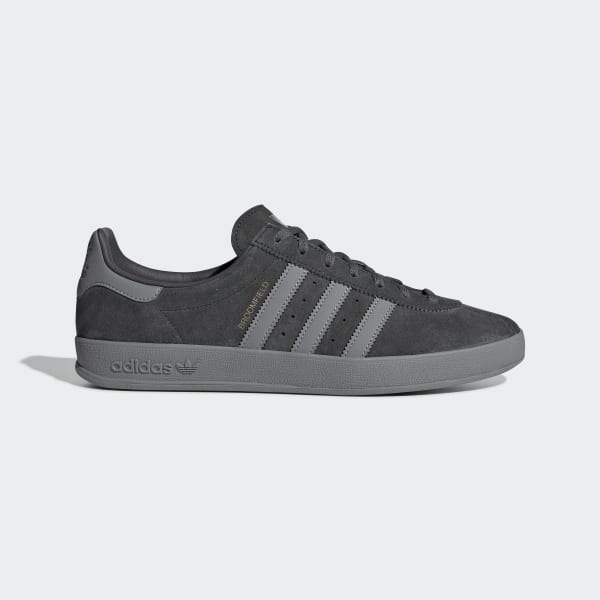Adidas Samba Black Suede Mens Trainers Size 7 UK: Amazon.co