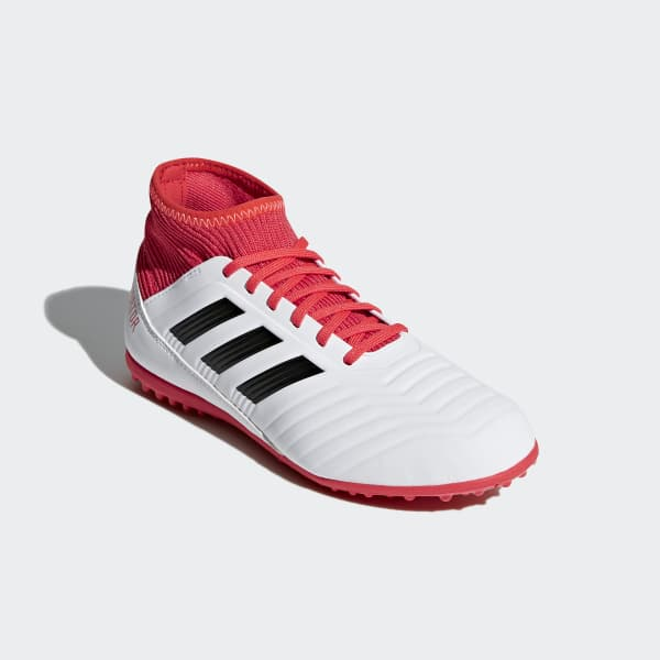 new products 60bcc 37533 Chimpunes Predator Tango 18.3 Césped Artificial - Blanco adidas   adidas  Peru