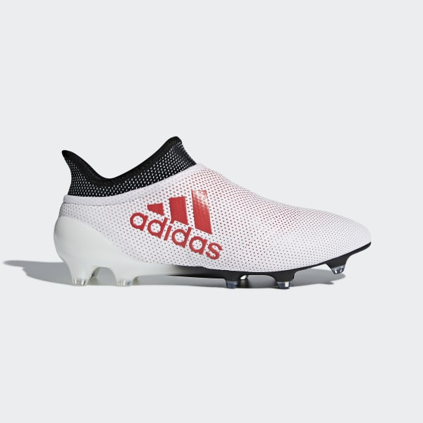 d236aec2dee ... FG Soccer Cleats - X 17+ Purespeed Firm Ground Boots White CM7712 ...
