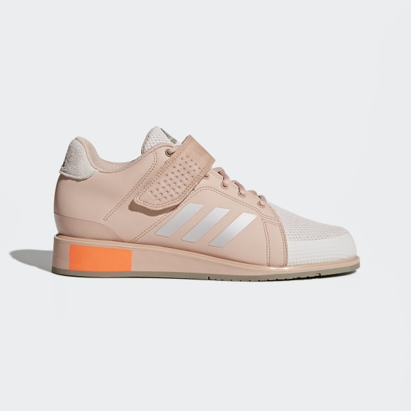 lowest price b1301 406a4 adidas Power Perfect 3 Shoes - Pink  adidas UK