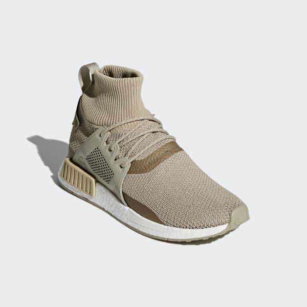 4a23b1725ec51 adidas NMD XR1 Winter Shoes - Beige
