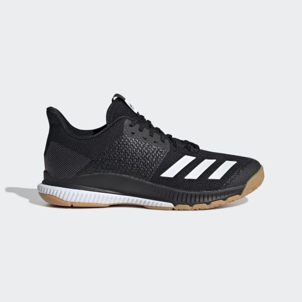 adidas Damen Crazyflight Bounce 3 Shoes Turnschuh, weiß