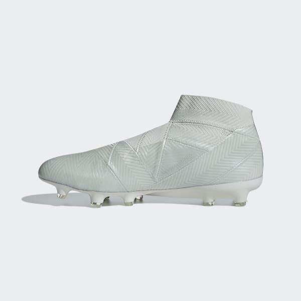 b58fa24469280 Zapatos de Fútbol NEMEZIZ 18+ FG - Gris adidas