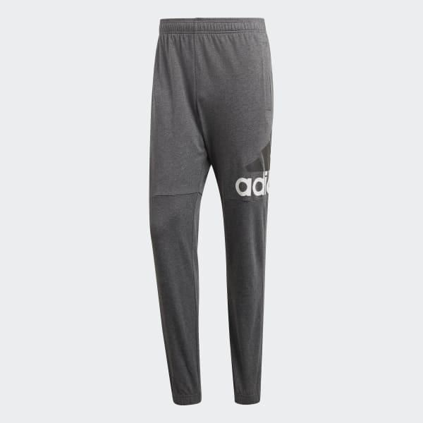 adidas Mens Essentials Linear Logo Pants