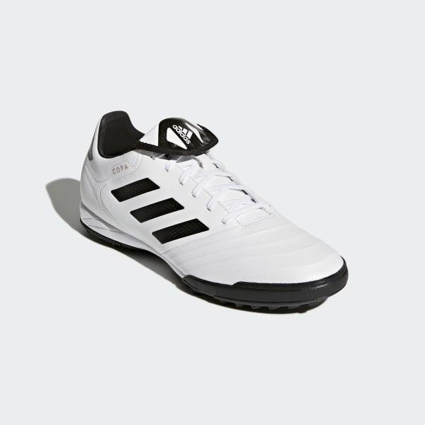 adidas Tenis Copa Tango 18.3 Césped Artificial - Blanco  2f8c907f457cf