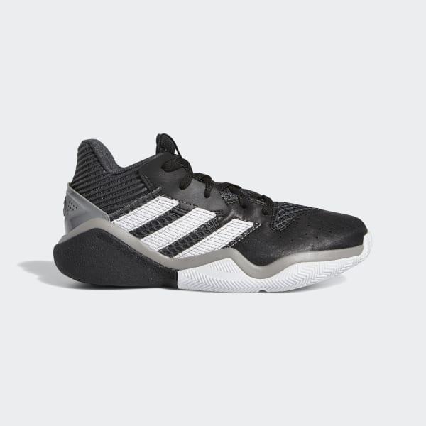 difícil negro Novelista  Zapatillas de básquet Harden Stepback - Negro adidas | adidas Peru
