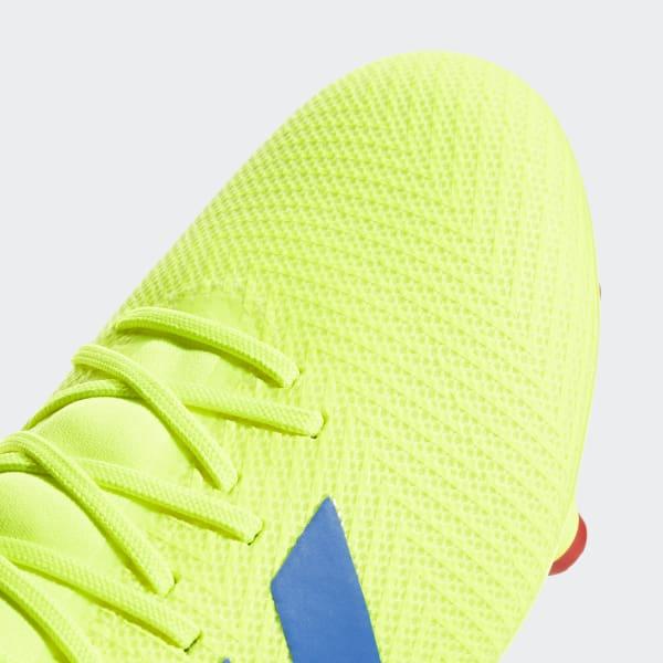 Chuteira Nemeziz 18.3 Campo - Amarelo adidas  fafc937dae97b