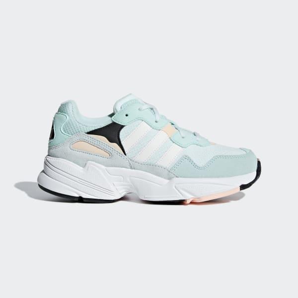 Necesitar Sympton cocodrilo  adidas Yung-96 Shoes - Green | adidas US