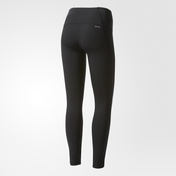 Legging long taille haute Ultimate Fit - noir adidas   adidas France 013e9153dfc5