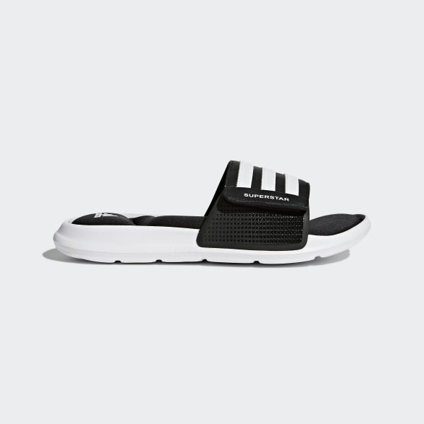 a5a999766a91 adidas Superstar 5G Slides - Black