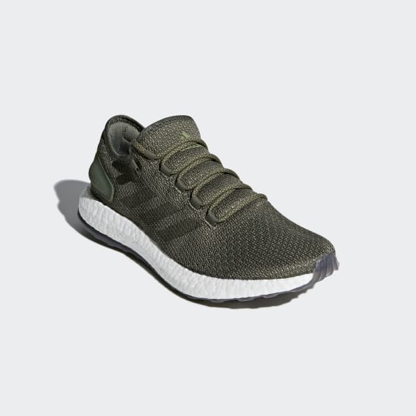89308aa90 adidas Pureboost Clima Shoes - Green