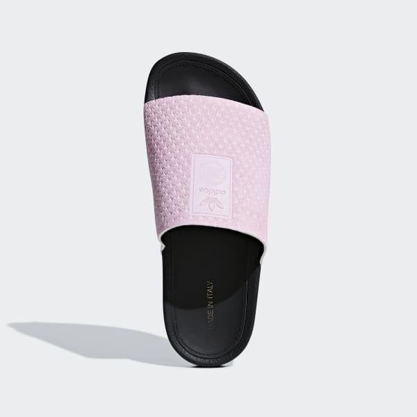 adidas Luxe Adilette Rosa   adidas Deutschland