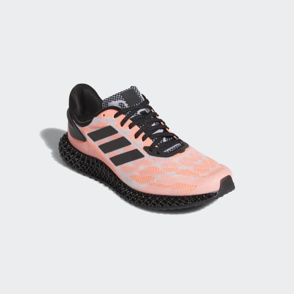 "adidas 4D Run 1.0 ""Signal Coral"": Buy Here"