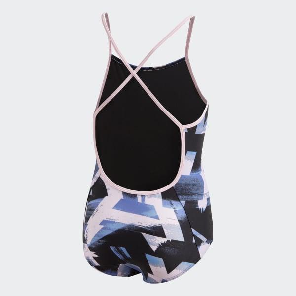 Allover Print Swimsuit