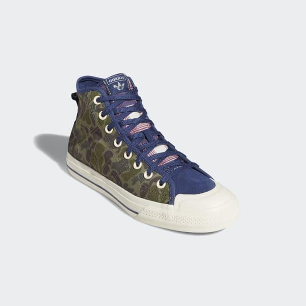 [Image: Nizza_High_RF_Shoes_Blue_FV0682.jpg]