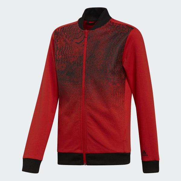 543ed6a5 adidas Спортивный костюм Predator - красный | adidas Россия