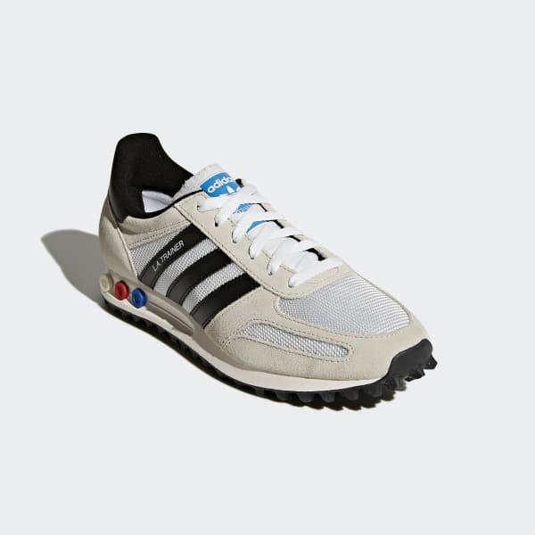 adidas LA Trainer OG Shoes - White  2a7f135ded8