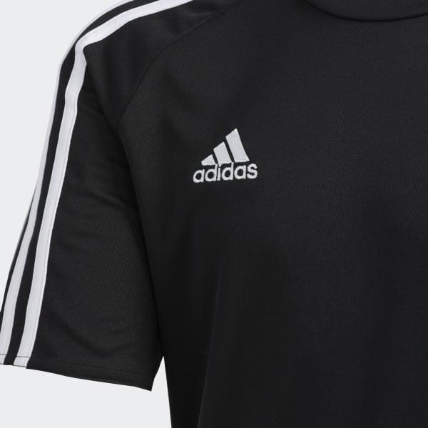d41429f730 Camisa Estro 15 Boys - Preto adidas adidas Brasil 16d4f5770905a4 ...