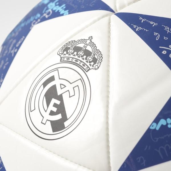 59b3134cb8d47 adidas PELOTA DE FÚTBOL FINALE 16 REAL MADRID CAP - Blanco