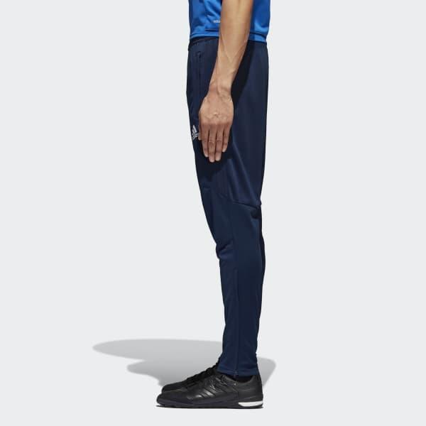 7654749c1 adidas Tiro17 Training Pants - Blue