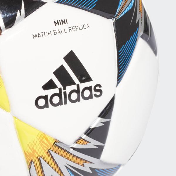 b22459e9b4cda adidas UCL Finale Kiev Mini Ball - White   adidas US