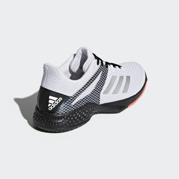 Tênis Adizero Club 2.0 - Branco adidas  d2d02b8c707d8