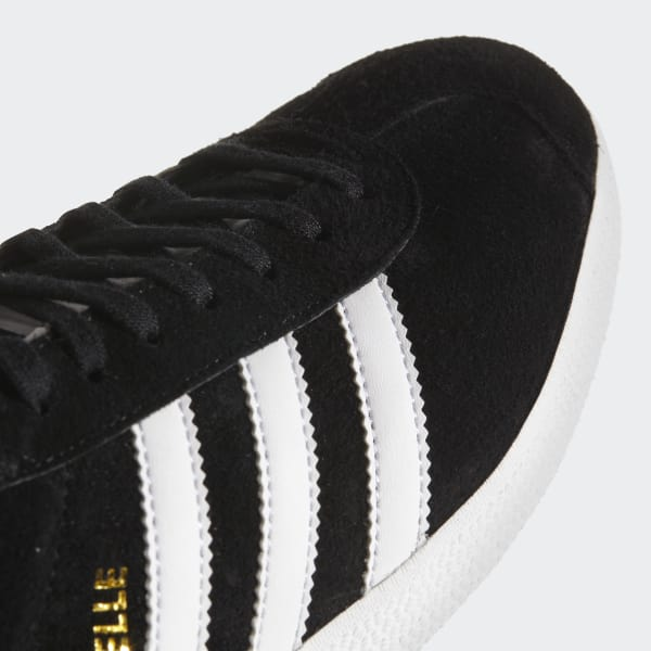 zapatillas adidas gazelle negras mujer
