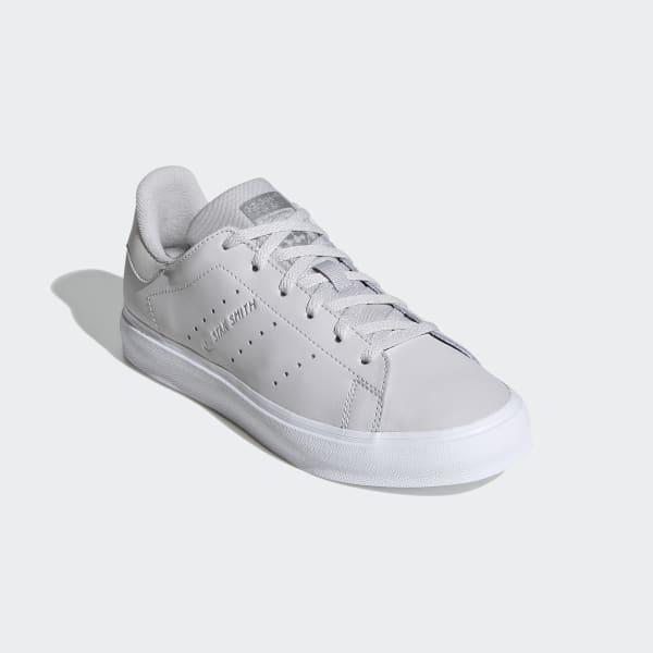 adidas Stan Smith Vulc Shoes - Grey