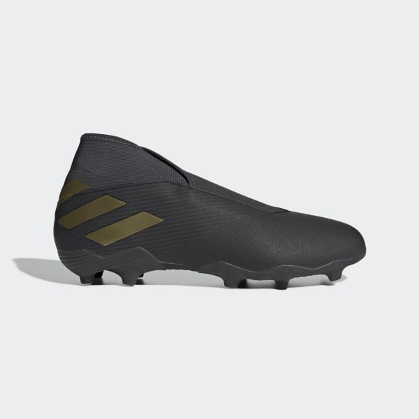 Chaussure Nemeziz 19.3 Terrain souple - Noir adidas   adidas France