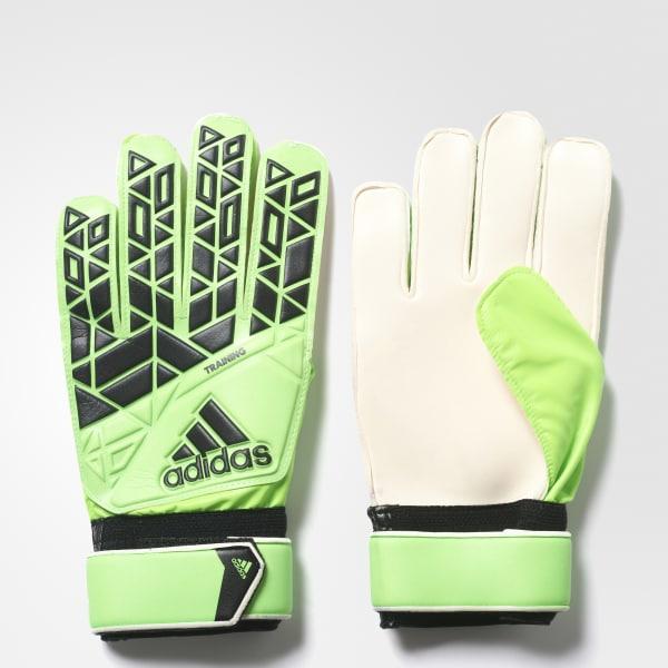 dab96c643754 adidas ACE Training Goalkeeper Gloves - Green