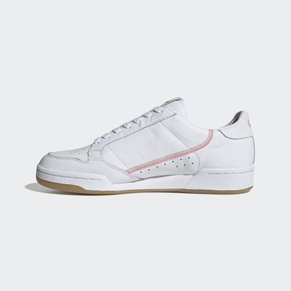 adidas Originals x TfL Continental 80 sko Hvit | adidas Norway