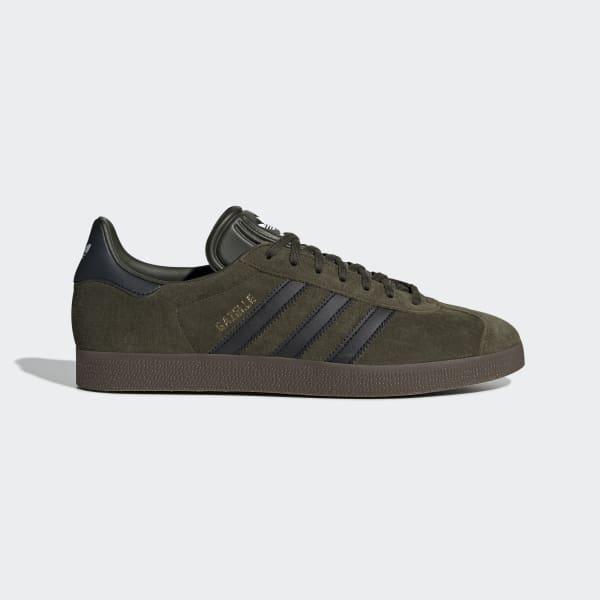 adidas Gazelle Shoes - Green | adidas UK
