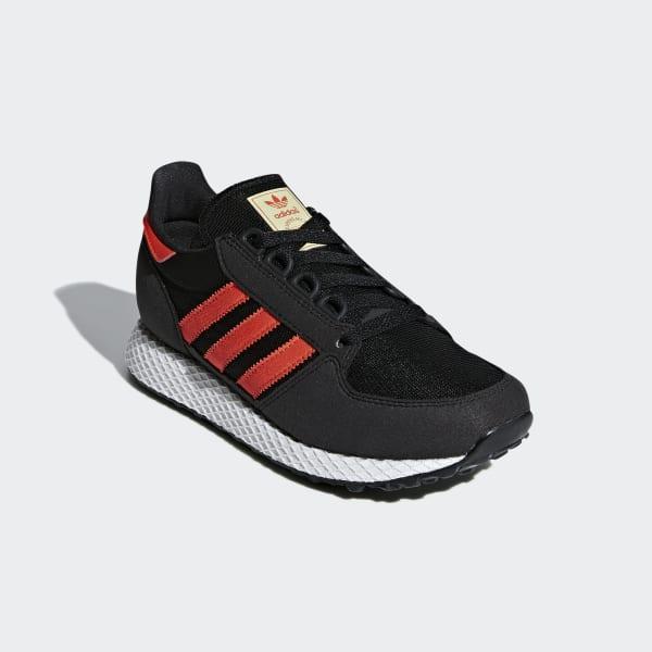 Chaussure Forest Grove noir adidas | adidas France