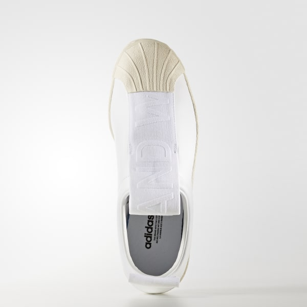 f92d78ea4 adidas Superstar BW Slip-on Shoes - White