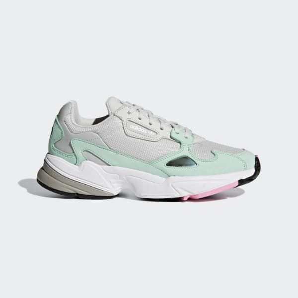 delicate colors buying new great look adidas Falcon Shoes - White | adidas US