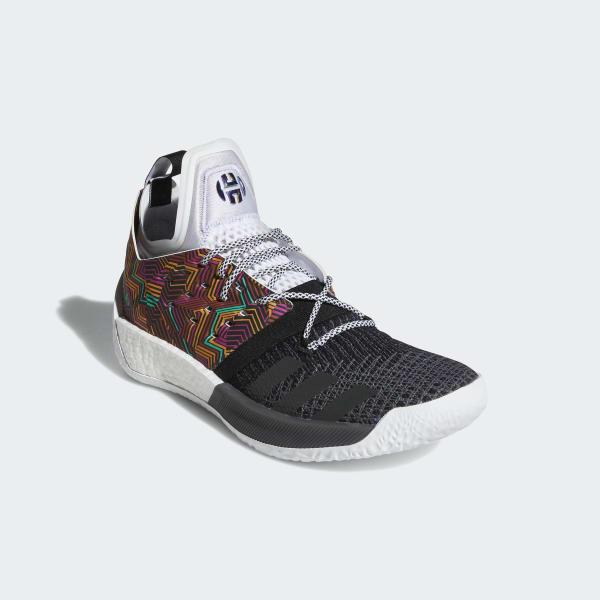 51d0f192e66 adidas Harden Vol. 2 Shoes - White