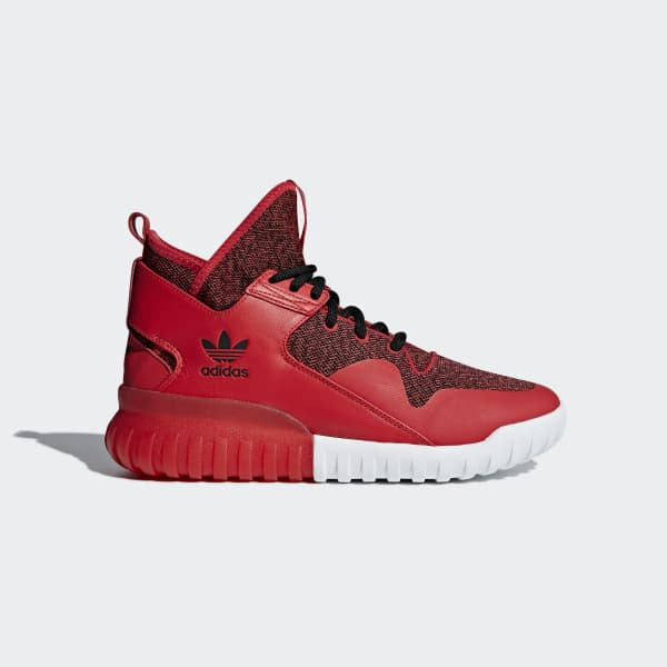 adidas Men's Tubular X Shoes - Red