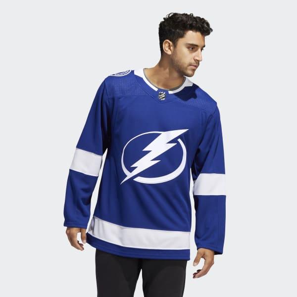adidas Lightning Home Authentic Jersey - Blue   adidas US