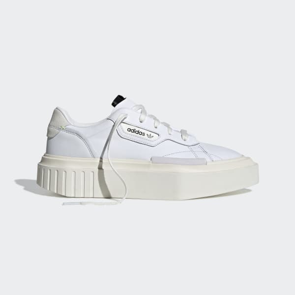 adidas Hypersleek Shoes - White | adidas US