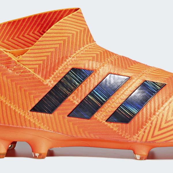 1532070cc4b7c adidas Botas de Futebol Nemeziz 18+ – Piso Firme - Laranja | adidas MLT