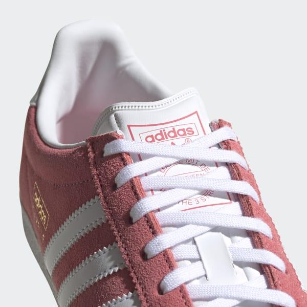 adidas gazelle og rosse